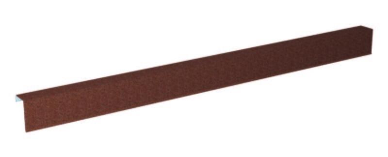 фронтонна планка (кожух вітрової дошки)