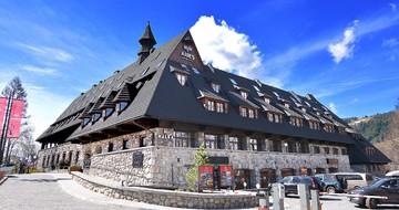 GERARD Shake Deep Black Hotel Aries, Zakopane, Poland