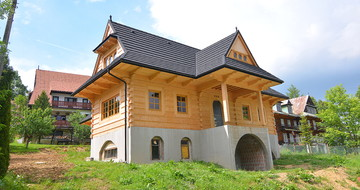 Bukowina Tatrzańska, dom jednorodzinny