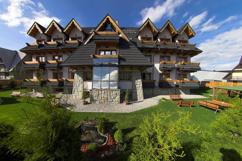 GERARD Shake Charcoal Hotel, Zakopane, Poland