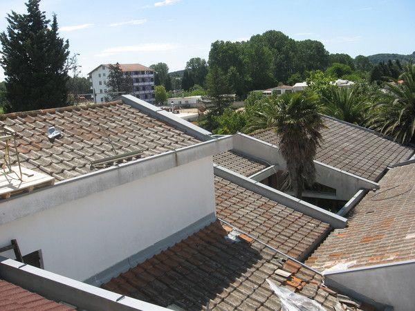 Будинок у Чорногорії до реконструкції покрівлі