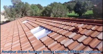 Аматорська зйомка дроном від задоволеного клієнта GERARD